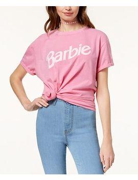 Barbie X Love Tribe Juniors' Logo Graphic T Shirt by Barbie X Love Tribe Juniors' Logo Graphic T Shirt&Nbsp;