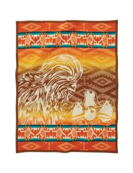 Star Wars™   A New Alliance Crib Blanket by Pendleton