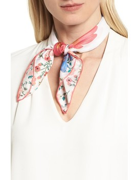Bee My Honey Silk Bandana by Kate Spade New York