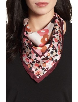Blooming Silk Bandana by Kate Spade New York