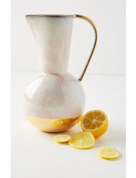 Karuma Medium Pitcher by Anthropologie