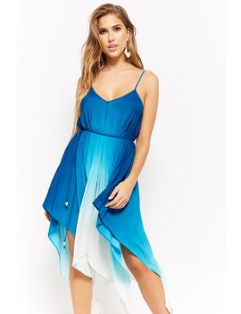 Hawaiian Tropic Ombre Swim Cover Up by Forever 21