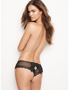 Bow BackCheeky Panty by Victoria's Secret