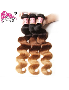 Ombre Peruvian Hair Ombre Human Hair Extensions 4 Bundles/Lot Peruvian Virgin Hair Body Wave Peruvian Ombre Virgin Hair Weaves by Ali Express