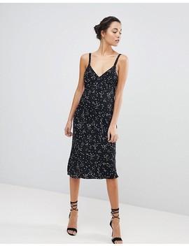 Bec & Bridge Star Print Cami Midi Dress by Bec & Bridge