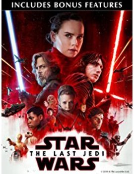 Star Wars: The Last Jedi (With Bonus Content) by Lucasfilm
