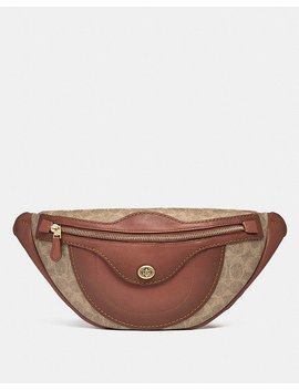 Campus Pack In Signature Canvas by Coach