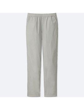 Men Blocktech Pocketable Pants by Uniqlo