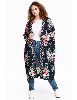 H&Amp;M+ Patterned Kimono by H&M