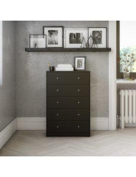 Tvilum Studio 5 Drawer Dresser, Multiple Colors by Tvilum