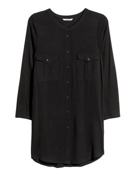 H&M+ Crêped Tunic by H&M