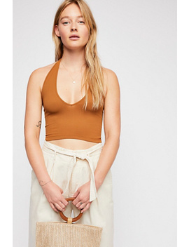 Good Time Halter Brami by Free People
