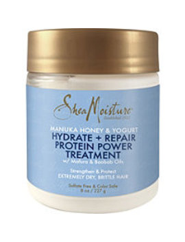Manuka Honey &Amp; Yogurt Hydrate + Repair Protein Strong Treatment by Shea Moisture