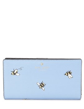 Kate Spade New York Picnic Perfect Bee Stacy Continental Wallet by Kate Spade New York