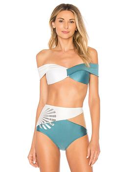 Shell Bikini Top by Aguadecoco