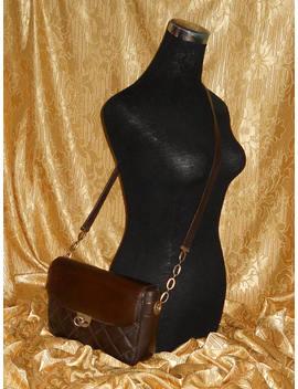Genuine Vintage Bag   Genuine Leather by Etsy