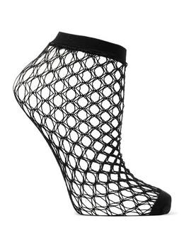 Gil Fishnet Socks by Falke