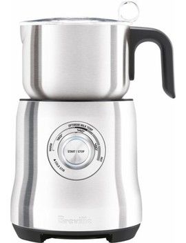 Milk Café Milk Frother   Stainless Steel by Breville