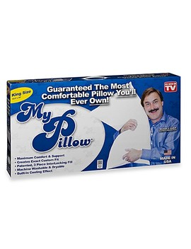 My Pillow® Medium Fill King Pillow by Bed Bath And Beyond