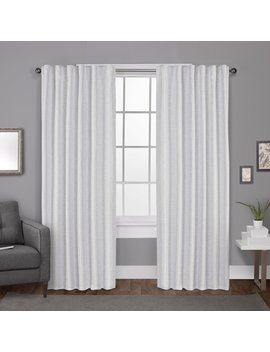 Brayden Studio Australis Solid Max Blackout Thermal Rod Pocket Curtain Panels & Reviews by Brayden Studio