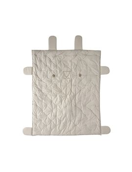 Bunny Baby Quilt by Crate&Barrel