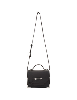 Black Keeley Crossbody Bag by Mackage