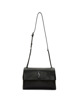 Black Medium West Hollywood Bag by Saint Laurent