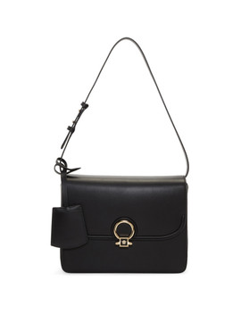 Black Medusa Dv One Bag by Versace