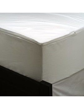 Fitted Mattress Protector   Room Essentials™ by Room Essentials™