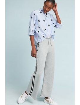 Wide Leg Terry Sweatpants by Saturday/Sunday