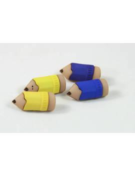 Pencil Studs, Pencil Earrings, Teachers Earrings, Gift For Teachers, School Earrings by Etsy