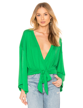 That's A Wrap Solid Top by Free People