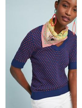 Polka Dot Pullover by Numph