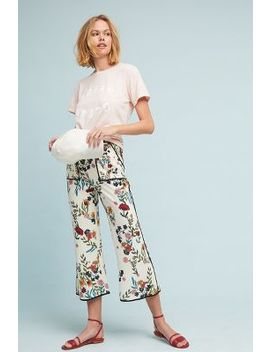 Malgosia Floral Wide Legs by C/Meo Collective