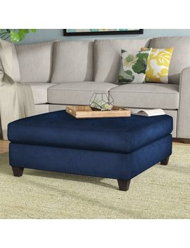 Ebern Designs Simmons Upholstery Purcell Cocktail Ottoman & Reviews by Ebern Designs