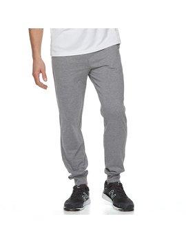 Men's Tek Gear Ultra Soft Jersey Jogger Pants by Kohl's