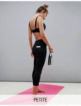Asos 4505 Petite Ultimate Yoga Legging In 7/8 Length by Asos 4505