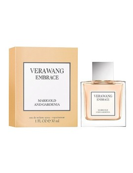 Embrace Marigold And Gardenia By Vera Wang Eau De Toilette Women's Spray Perfume   1 Fl Oz by Vera Wang