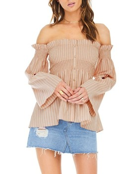 Shelby Off The Shoulder Top by Astr The Label