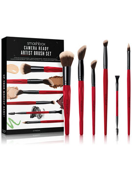 7 Pc. Camera Ready Artist Brush Set, Created For Macy's by Smashbox