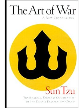 The Art Of War: A New Translation by Sun Tzu