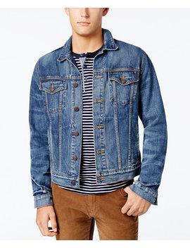 Men's Classic Denim Jacket by Tommy Hilfiger Denim