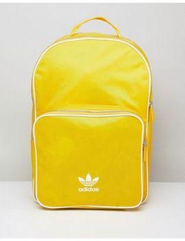 Желтый рюкзак Adidas Originals Cw0634 by Asos