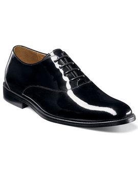 Kingston Patent Leather Plain Toe Oxfords by Florsheim