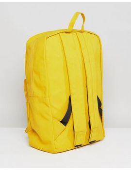 Желтый рюкзак Sandqvist Kim by Asos