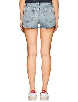 Cindy Cutoff Denim Shorts by Grlfrnd
