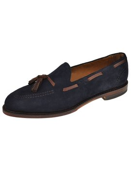 Allen Edmonds Men's Shoes Acheson Suede Tassle by Allen+Edmonds