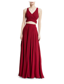Daisy Two Piece Gown by Fame And Partners