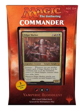 Magic The Gathering Mtg Commander 2017 Deck   Vampiric Bloodlust by Magic: The Gathering