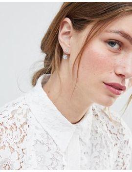 Asos Design Jewel Swing Earrings by Asos Design